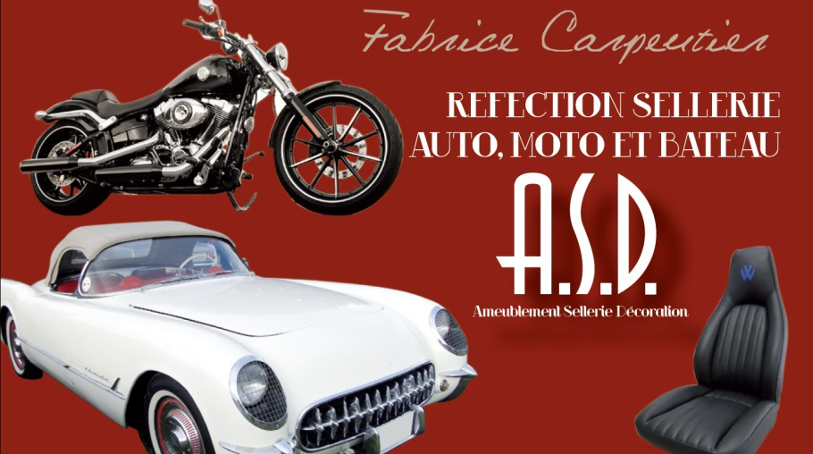 Sellerie asd accueil for Garage auto orvault